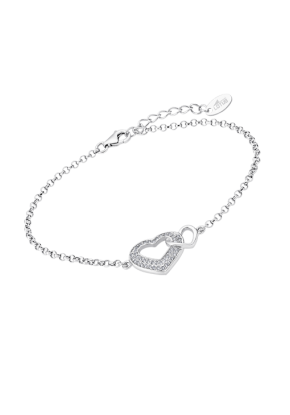 Bracelet en Argent Lotus