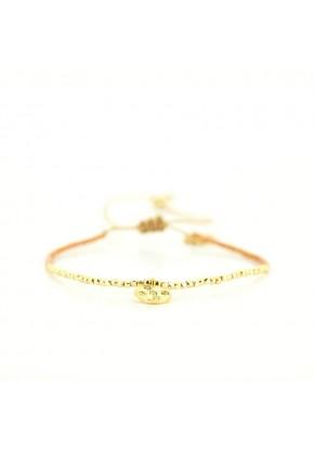 Bracelet  en perles de Miyuki