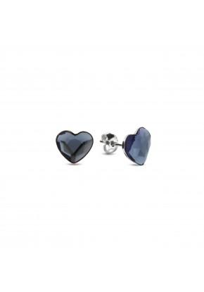 Boucles d'Oreilles Heart Studs