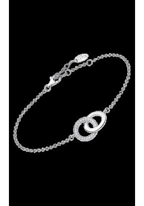 Bracelet Moments Lotus Silver