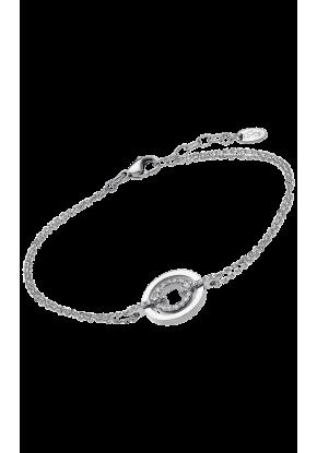 Bracelet Lotus en Acier