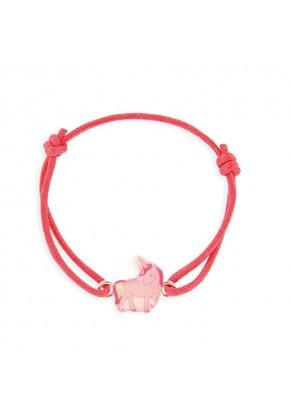 Bracelet lacet licorne...